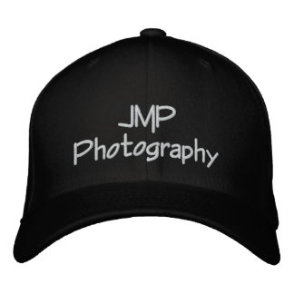 JMP Photography Embroidered Hats