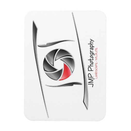 JMP Photography magnet