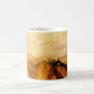 JMW Turner Rain Steam and Speed Coffee Mug