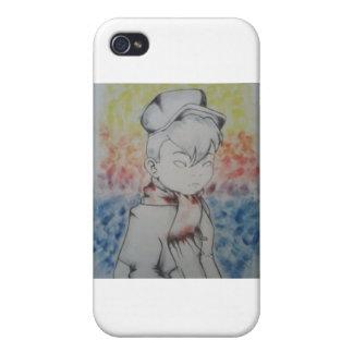 Jn B O R iPhone 4/4S Cover