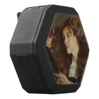 Jo, the Beautiful Irishwoman by Gustave Courbet Black Boombot Rex Bluetooth Speaker