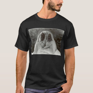 jo with pine cone eyes T-Shirt