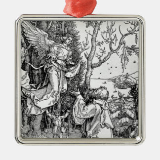 Joachim and the Angel Christmas Ornament
