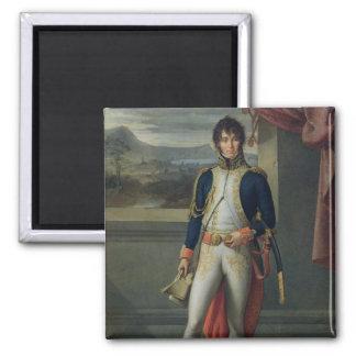 Joachim Murat Square Magnet