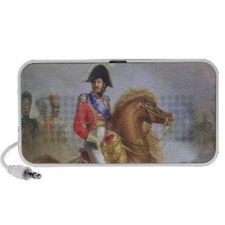 Joachim Murat  on Horseback, 1814-15 iPod Speakers