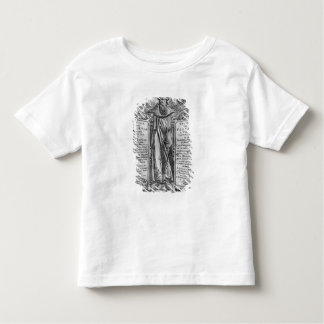 Joachim of Flora Toddler T-Shirt