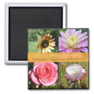 Joacreations Website Card Square Magnet