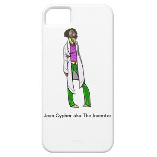 Joan Cypher aka The Inventor iPhone 5 5s Case