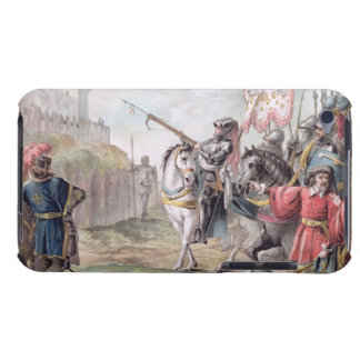 Joan of Arc (1412-31) Orders the English to Leave iPod Case-Mate Case