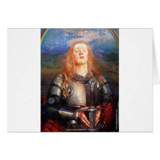 Joan of Arc Card