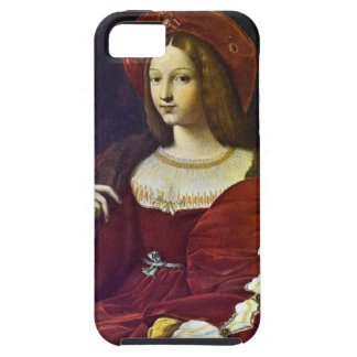 Joanna of Aragon by Raphael Case For The iPhone 5