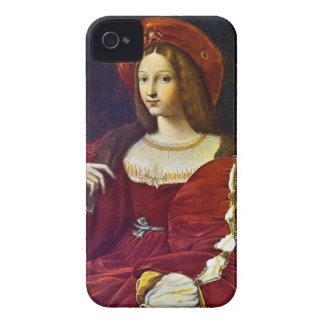 Joanna of Aragon by Raphael Case-Mate iPhone 4 Case