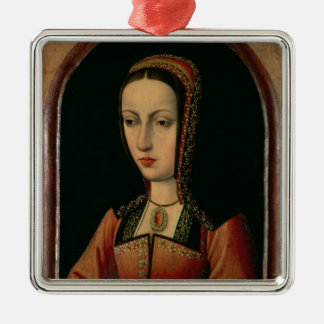 Joanna or Juana `The Mad' of Castile Christmas Ornament