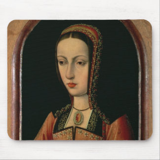 Joanna or Juana `The Mad' of Castile Mouse Mat