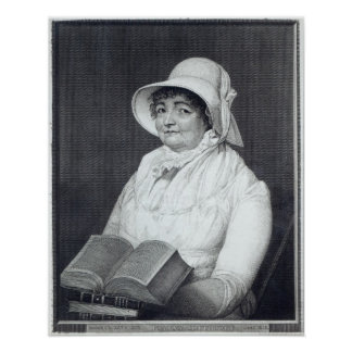 Joanna Southcott, 1812 Poster