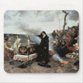 Joanna the Mad Mouse Mat