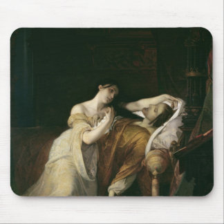 Joanna the Mad  with Philip I the Handsome Mouse Mat