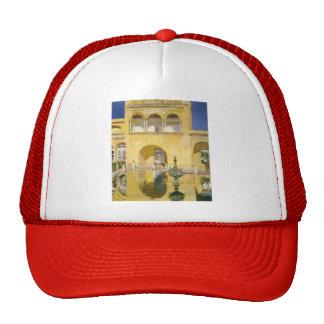 Joaquín Sorolla- The Alcazat Seville Hats
