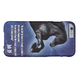 Job 39 Horse iPhone 6 Case Barely There iPhone 6 Case