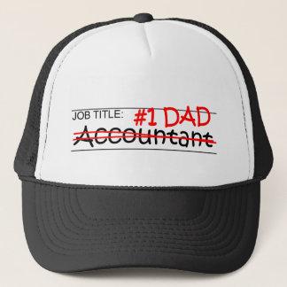 Job Dad Accounting Trucker Hat