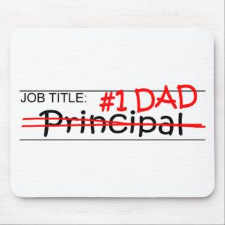 Job Dad Principal Mousepad