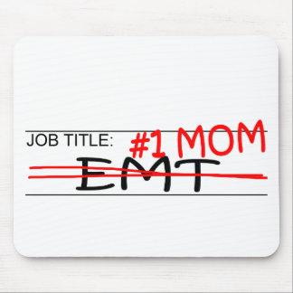 Job Mom EMT Mousepad