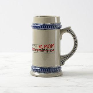 Job Mom Exterminator Mug