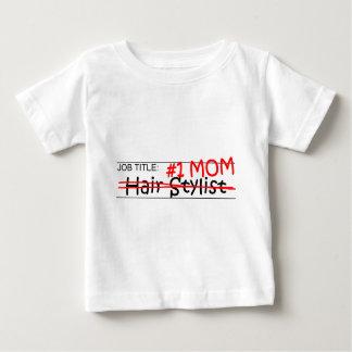 Job Mom Hair Stylist Infant T-Shirt