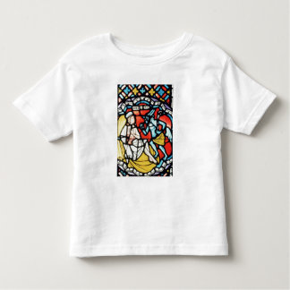 Job tormented by the Devil, 12th century (stained Toddler T-Shirt