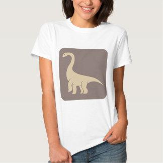 Jobaria Sauropod Dinosaur Icon Shirts