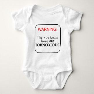 JOBNOXIOUS BABY BODYSUIT