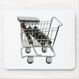 JobShopping032309-2 Mouse Mat
