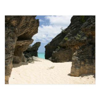 Jobsons Cove Bermuda Postcard
