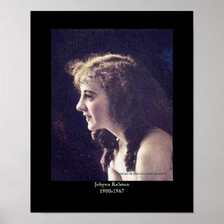 Jobyna Ralston-Early Movie Star Poster