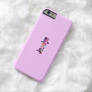 Jocelyn Full Pink iPhone 6 case