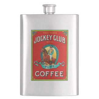 Jockey Club Coffee Flasks