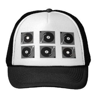 Jockey Turntables Cap