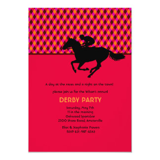 Jockey's Pride Invitation