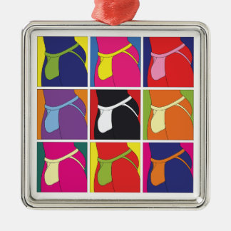 Jockstraps Christmas Ornament