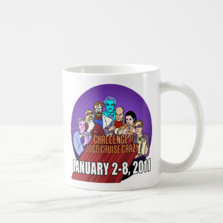 JoCo Cruise Crazy Supervillains Coffee Mug
