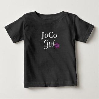 JoCo Girl Pink Flower Infant T-Shirt