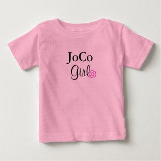 JoCo Girl Pink Flower T Shirts