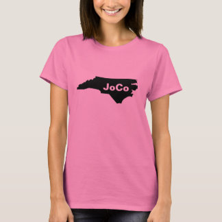 JoCo Johnston County North Carolina T-Shirt