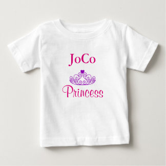 JoCo Princess Tiara Baby T-Shirt