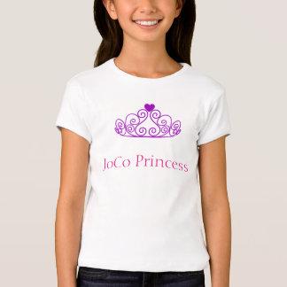 JoCo Princess with purple tiara T-Shirt