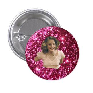 Jodie Foster Nymphet Button