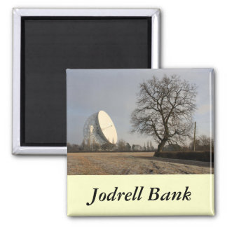 Jodrell Bank Fridge Magnets