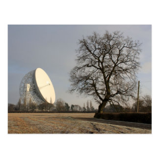 Jodrell Bank Postcard