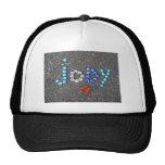"""""""Jody"""" Mesh Hats"""