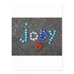 """Jody"" Post Card"